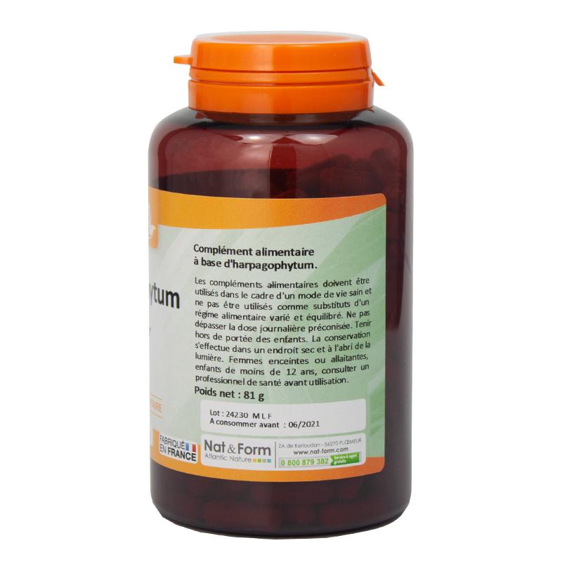 Harpagophytum, l'arbre anti-inflammatoire : Bienfaits, Posologie ... - Test comparatif