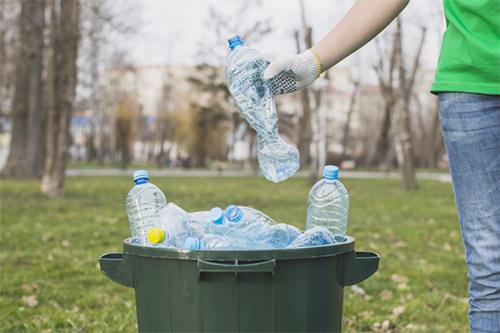 Estimation de l'augmentation de la production de plastique d'ici 2030 si nous n'agissons pas